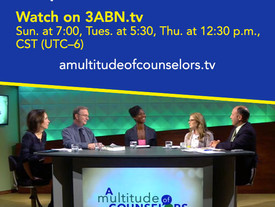 "The program discussing ""miscommunication"" just aired on 3ABN!"