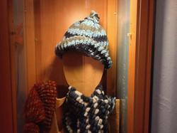 Knitting by: Anna Riley