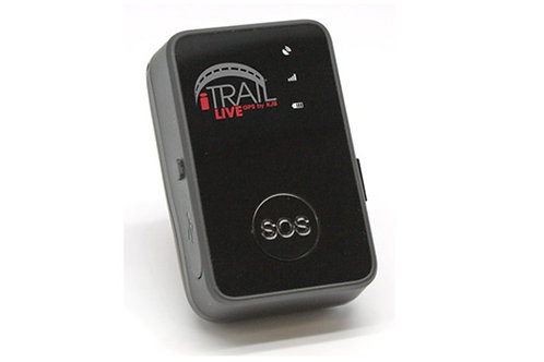 GPS Worldwide Itrail Solo 7-14 Day Life