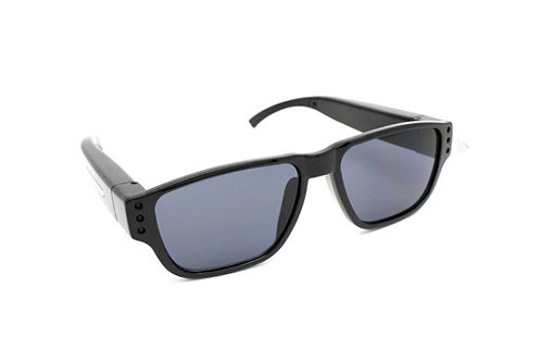 LM Covert Sunglasses Video Camera