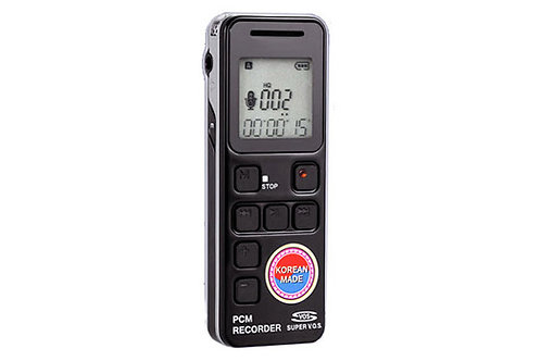 PCM Audio All-in-one Pro Digital Recorder 30 Day