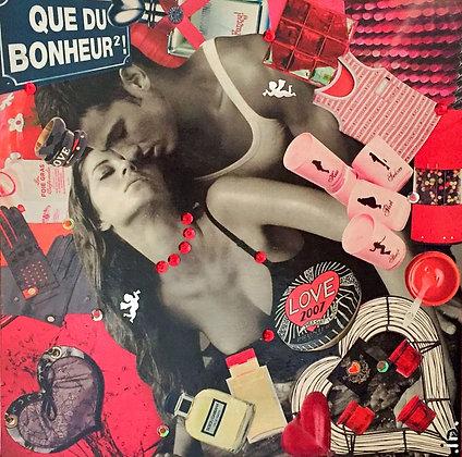 Tableau enihpled Love 6 saint valentin