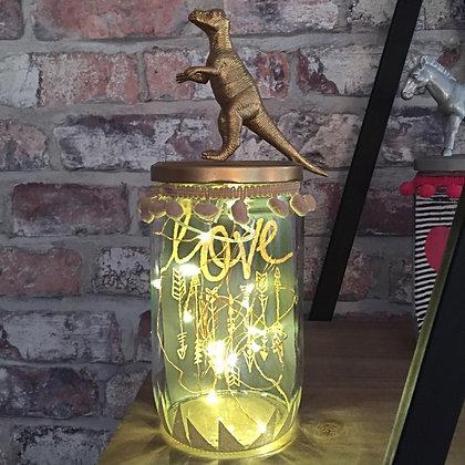 Lampe LED deco