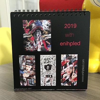 calendrier photos 2019