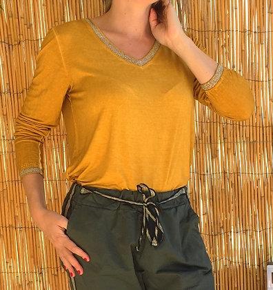 Tee shirt femme manches longues