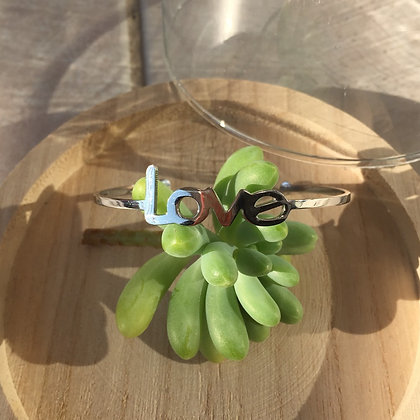 Jonc bracelet love