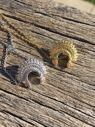 Bracelet coiffe indien 7bis