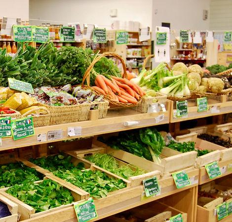 Fruits et légumes bio locaux Auray