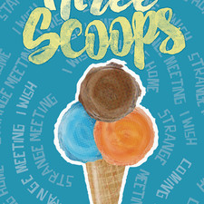 Three Scoops by David Hill