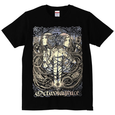 Tシャツ【2 Goddess】