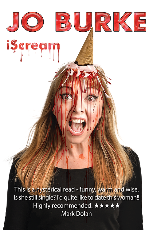 iScream (signed, gift-wrapped & delivered)
