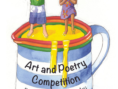 Competition & two FREE colouring templates