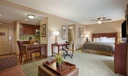 Homewood Suites Room