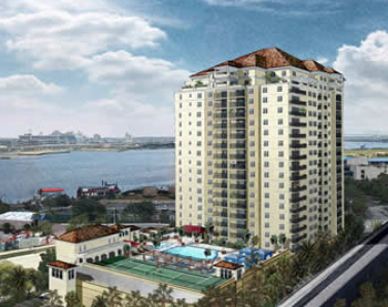 San Marco Place Rendering
