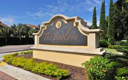 The Enclave - Entrance