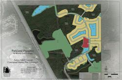 Parkland Preserve Site Plan 11.9.17