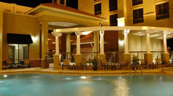 Hilton Garden Pool
