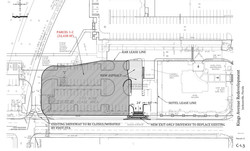 Kings Ave Station Site Plan