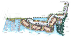 The Cove - Aerial Rendering