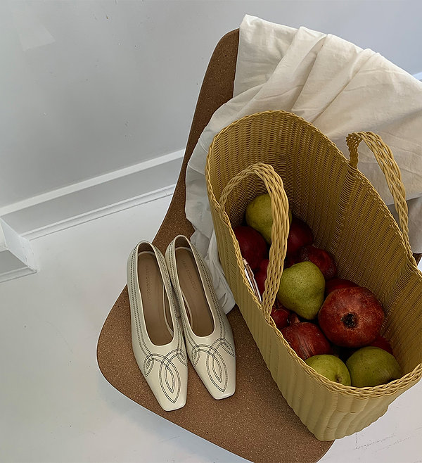 Palorosa bags to elevate those shopping trips around the city or at your local farmers market