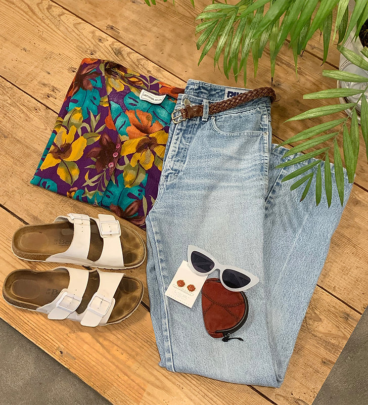 Summer funk style ideas for your casual days