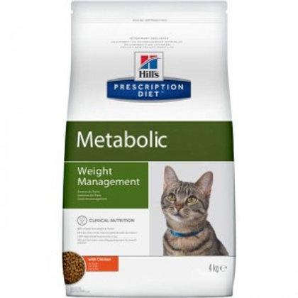 Hill's Metabolic сухой корм для кошек (Метаболик, Коррекция и Контроль веса)