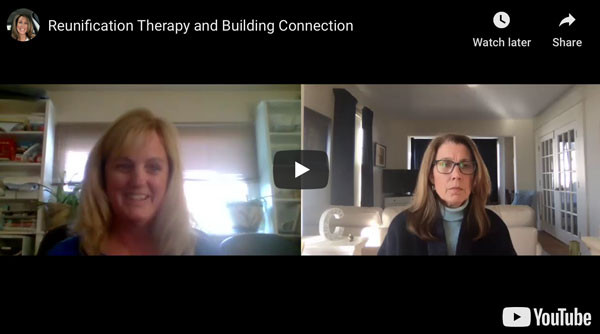 Reunification Therapy and Building Connection