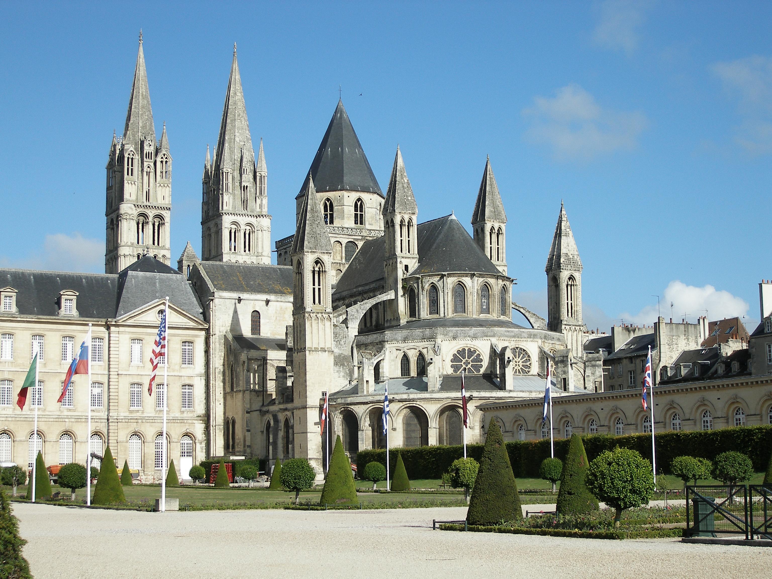 Abbaye des Hommes Caen
