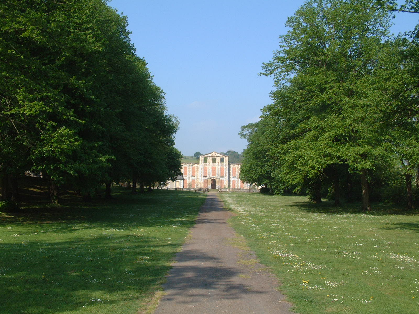 Thury-Harcourt Chateau