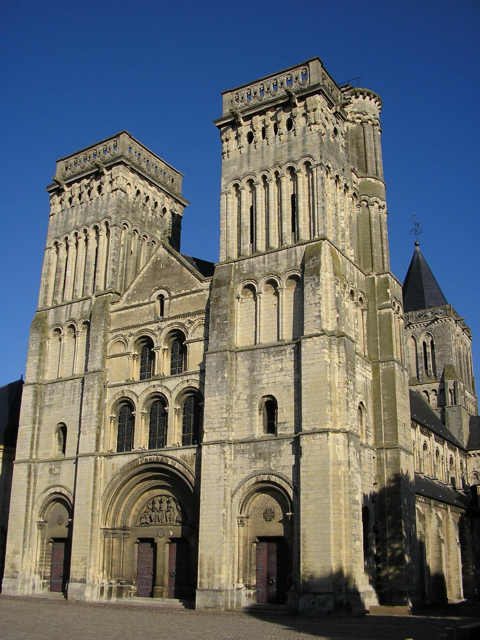 Abbaye aux Dames Caen