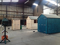 Hand made sheds in newcastle