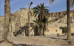 Set de Filmación en Sierra Alhamilla
