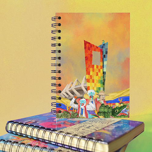 Cuaderno -La Arenosa-