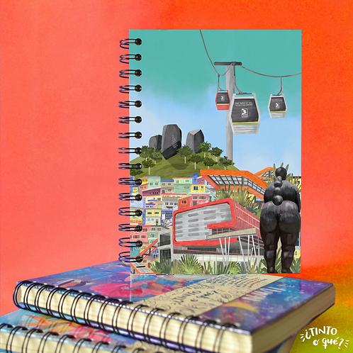 Cuaderno -Medellín-