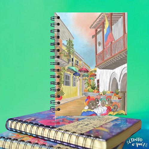 Cuaderno -Cartagena-