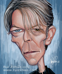 BOWIE by Rui Zilhao 2016 redux