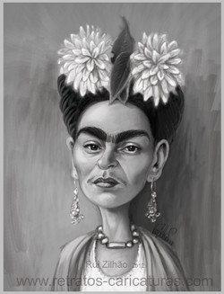 Frida+Kahlo+by+Rui+Zilhao+2012