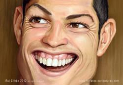 Cristiano+Ronaldo+(+pormenor+)+por+Rui+Zilhao+2012