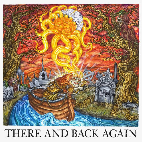 'There and Back Again' CD