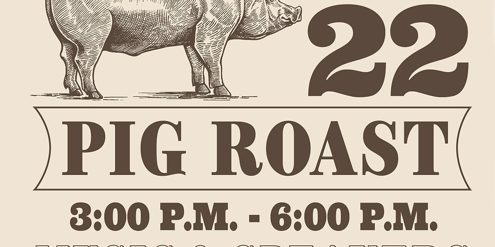 Bacon For Sovereignty!  PIG ROAST