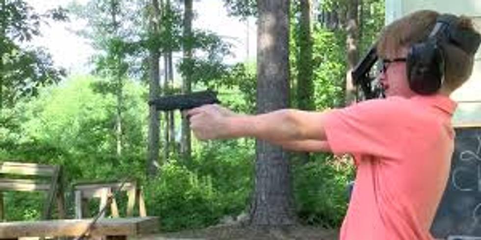 Learn to Shoot a Firearm