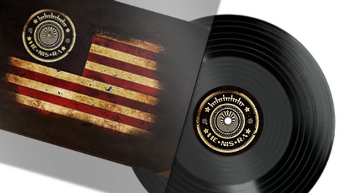 He-Nis-Ra Vinyl LP