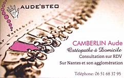 Ostéopathe à domicile, Ostéopathe savenay, Ostéopathe Loire Atlantique, Ostéopathe Nantes, Ostéopathe Pontchateau