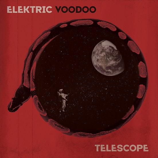 Elektric Voodoo - Telescope CD