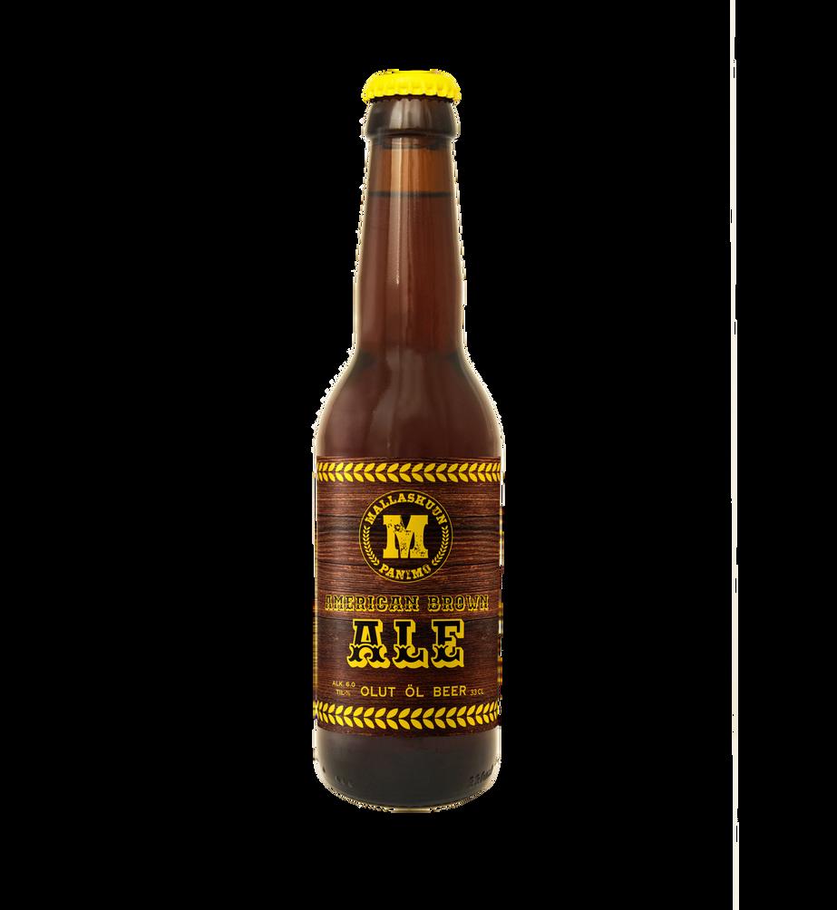 American Brown Ale (6,0%)