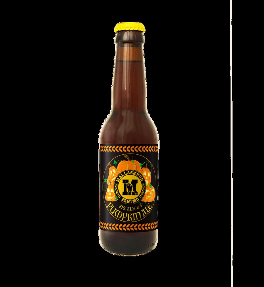 Pumpkin Ale (8,0%)