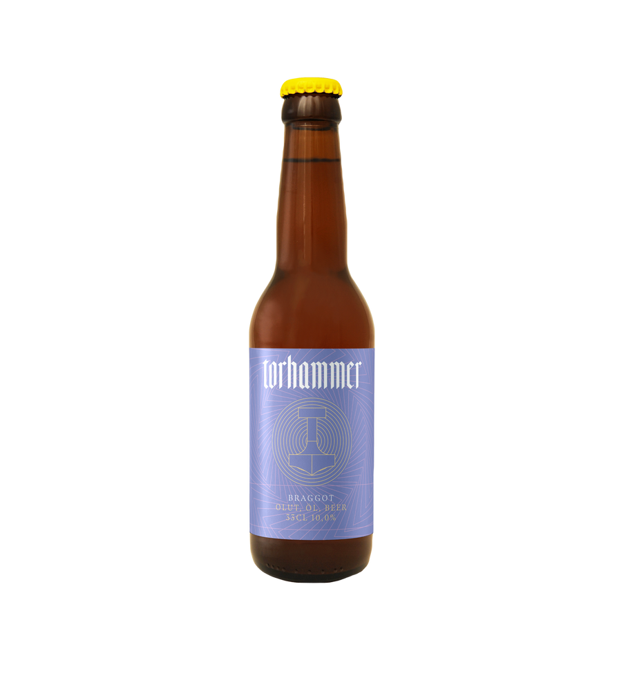 Torhammer Blackcurrant Braggot (10,0%)