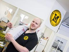 CEO Ville-Petteri Salomäki