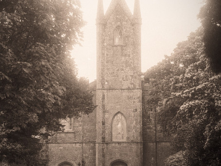 Photography in a Haunted Churchyard?