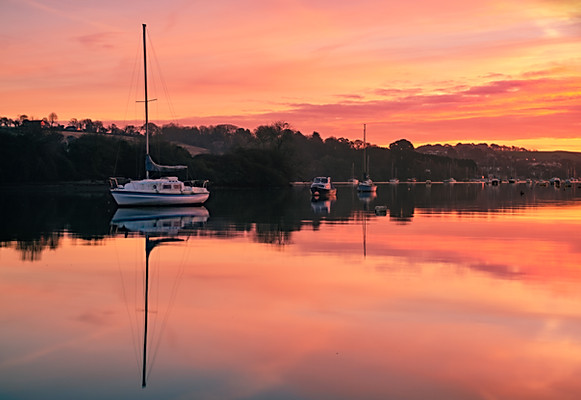 Penryn Harbour Sunrise #1